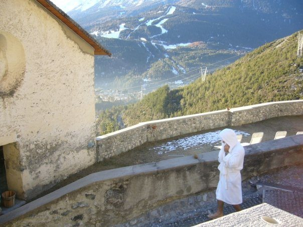 The Baths of Bormio