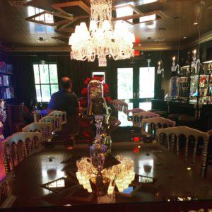 JCB Tasting Salon in Yountville, California.