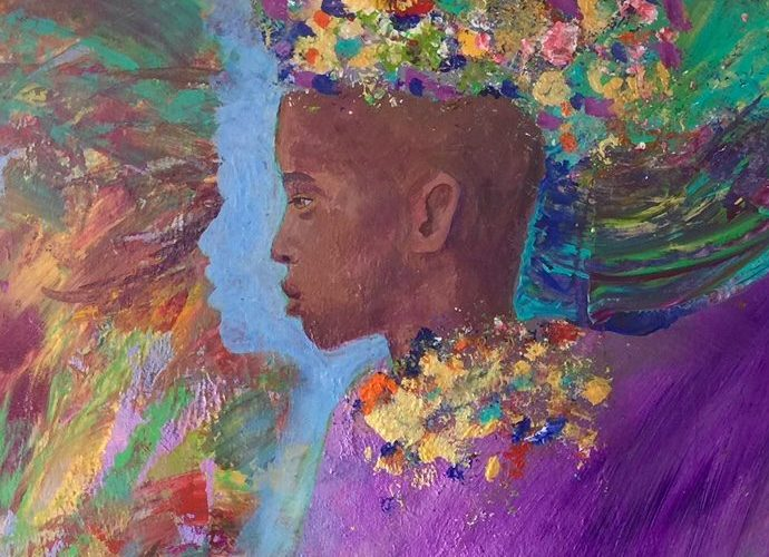 Artist Jessel Miller: Divine Inspiration